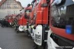 Wyciągarki MORE 4x4 w wozach dla pomorskich strażaków