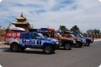 Test wyrobów MORE 4x4 na trasie do Karakorum w Mongolii