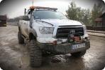 Wyciągarka More 4x4 w pojeździe ratowniczym Toyota Tundra