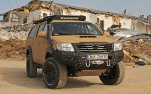 Toyota Hilux Vigo Sahara Apokalipto - Akcesoria MorE 4x4