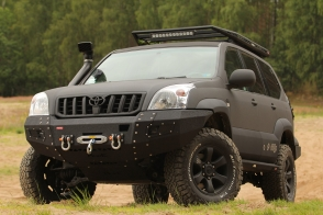 Toyota Land Cruiser J120 Hexagon - MorE 4x4 Accessories
