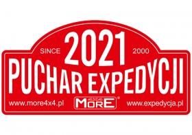 MorE 4x4 ponownie sponsorem Pucharu Expedycji (2021)