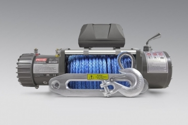 Wyciągarka MorE 4x4 ECONO 12000lbs 12V, lina syntetyczna