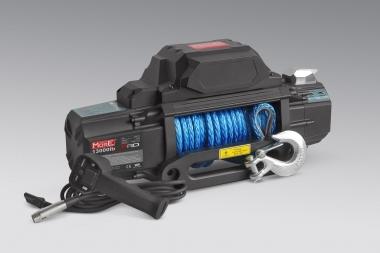 Wyciągarka MorE 4x4 PRO 13000lbs 12V, lina syntetyczna