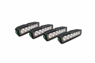 Zestaw lamp roboczych do bagażników More 4x4