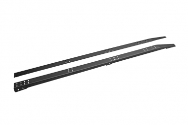 Mocowanie platformy bagażnika Mitsubishi Pajero V80 More 4x4