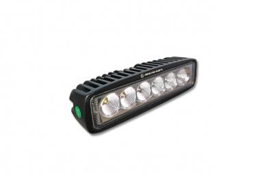 Panel LED 18W (6 LED x 3W) flood - do progów skrzynkowych
