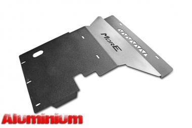 Aluminiowa osłona przednia/miski olejowej - Nissan Navara D23 / NP300 2014-