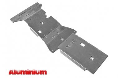 Zestaw aluminiowych osłon podwozia MorE 4x4 - Mercedes X-Class 17+