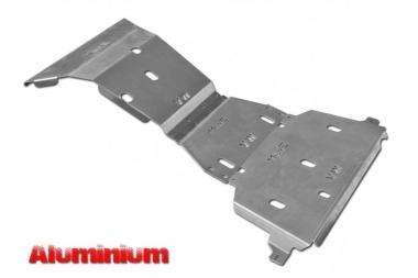 Zestaw aluminiowych osłon podwozia MorE 4x4 - Volkswagen Amarok