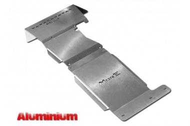 Zestaw aluminiowych osłon podwozia MorE 4x4 - Ford Ranger T6/T7 11+