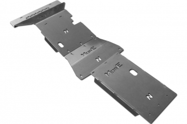 Zestaw stalowych osłon podwozia MorE 4x4 - Nissan Navara D23, NP300 14+