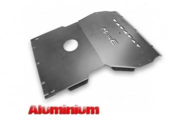 Aluminiowa przednia osłona podwozia, silnika - Toyota Land Cruiser 90 / 95 do zderzaka Z012