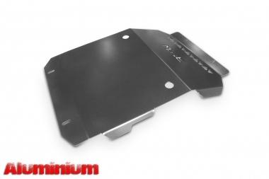 Aluminiowa przednia osłona podwozia, silnika - Mitsubishi L200 / Fiat Fullback 15+ - do płyty PW031