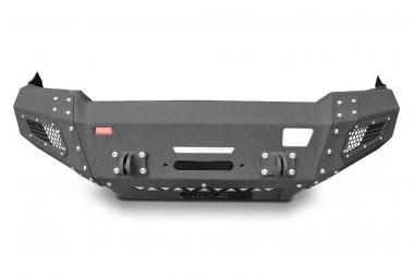 Zderzak przedni stalowy Toyota Hilux Vigo 11-15 More 4x4