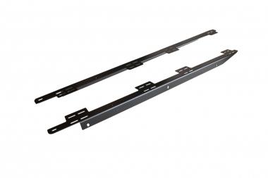Mocowanie platformy bagażnika koszowego MorE 4x4 - Toyota Land Cruiser 120 z relingami