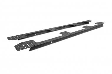 Mocowanie platformy bagażnika MorE 4x4 do Toyota Land Cruiser 200