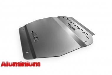 Aluminiowa osłona podwozia, silnika - Suzuki Grand Vitara 2 - wydłużona