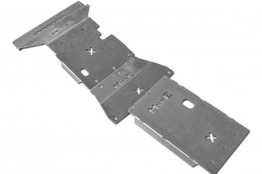 Zestaw stalowych osłon podwozia MorE 4x4 - Mercedes X-Class 3.0L