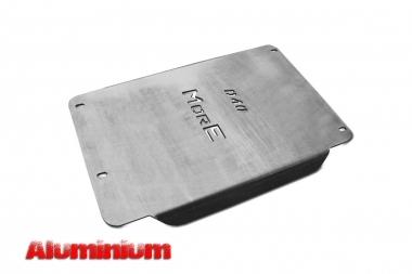 Aluminiowa osłona skrzyni biegów - Nissan Navara D40 05-14