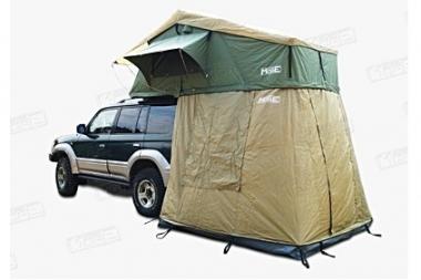 Namiot dachowy MorE 4x4 145cm z przedsionkiem